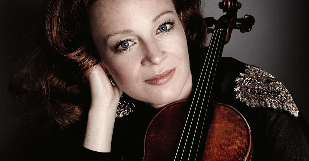Carolin Widmann receives 2020 Duisburg City Music Prize