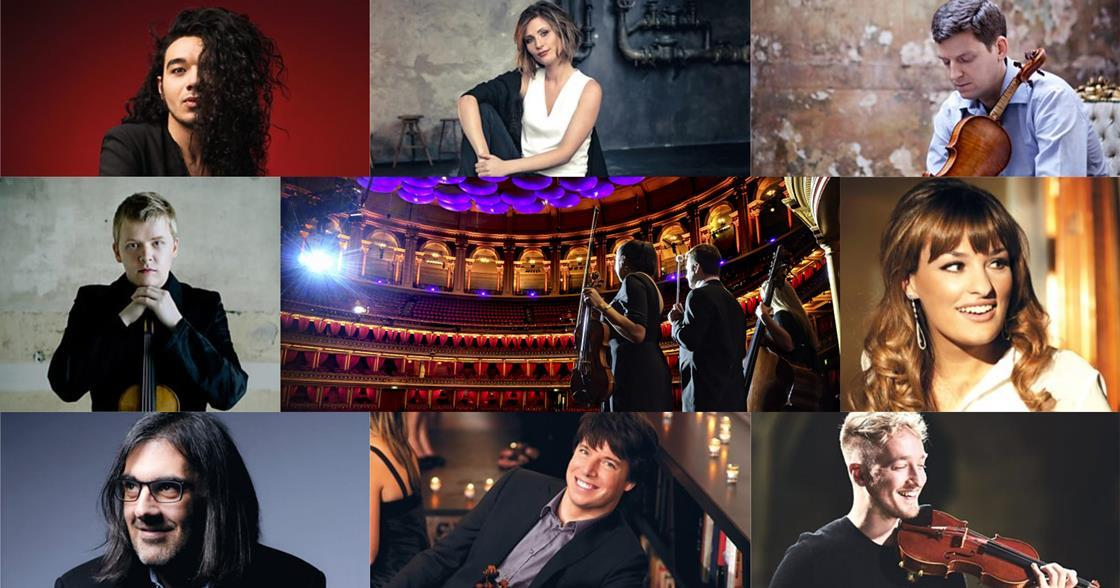 Strings at the BBC Proms: our pick of the 2019 programme