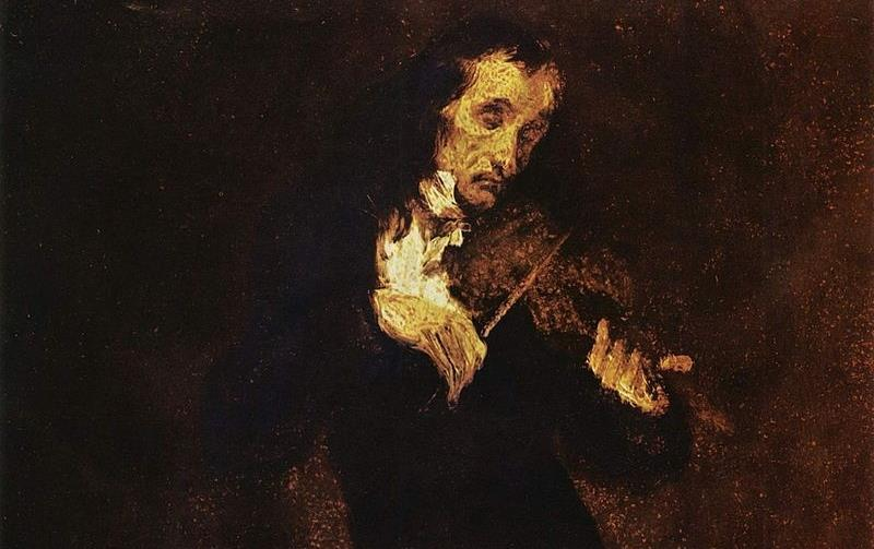 The secret behind Paganini's amazing technique