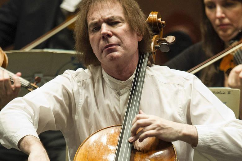 Documentary today celebrates Elgar's Cello Concerto centenary
