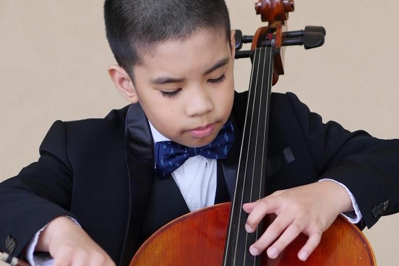 11-year-old cellist wins Estonia Young Musician Competition 2019