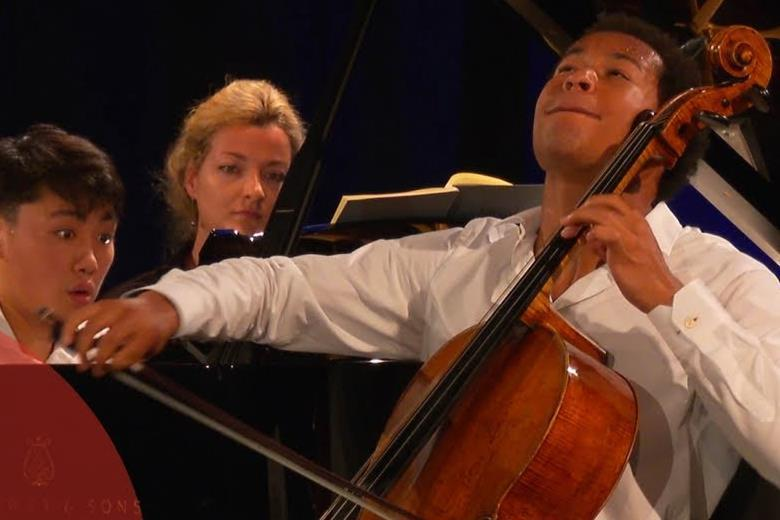 Sheku Kanneh-Mason plays Mendelssohn Sonata for Cello and Piano