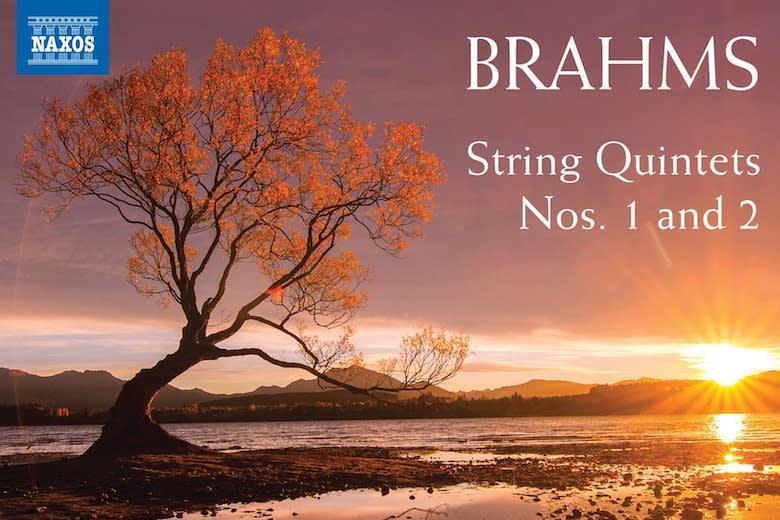 New Zealand Quartet; Maria Lambros: Brahms