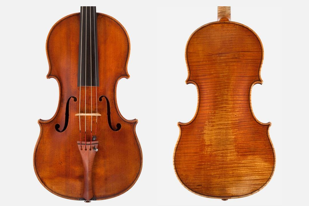 In focus: the 1696 'Archinto' viola