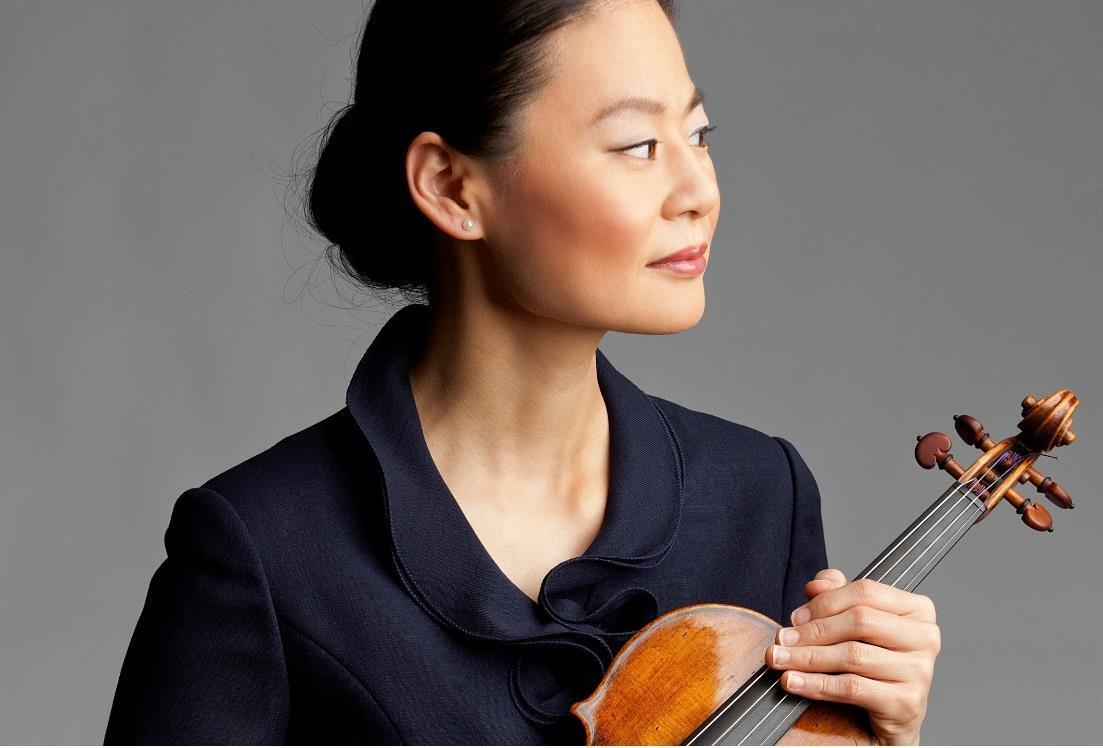 Midori awarded 10,000-euro Brahms Prize 2020