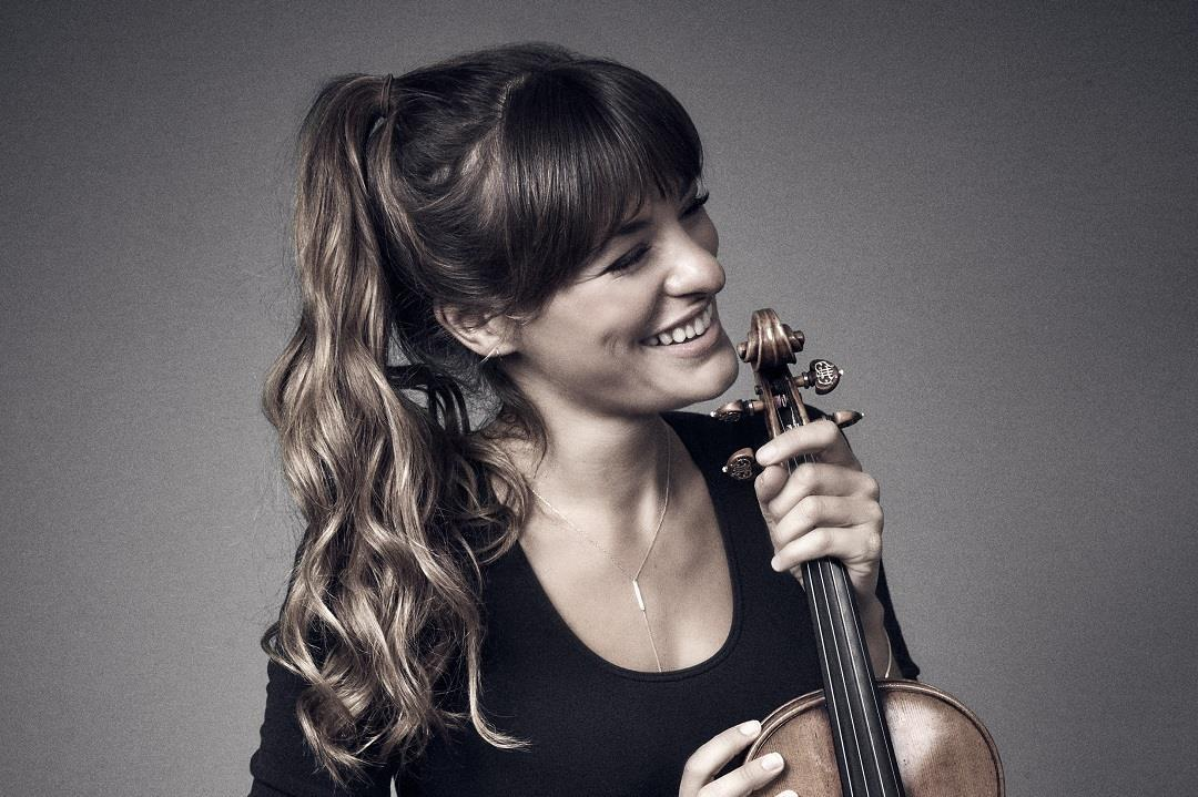 Applications open for Nicola Benedetti string workshops