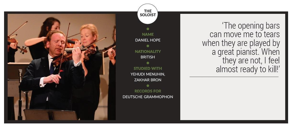 Masterclass: Daniel Hope on the Franck Violin Sonata | Focus | The Strad