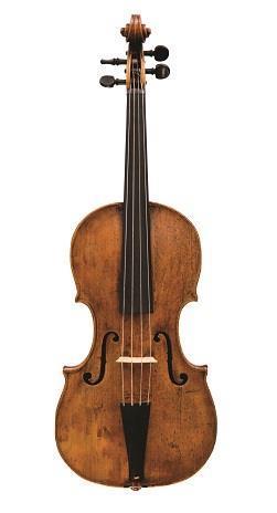 Violine von franziskus geißenhof 1809