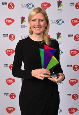 Deborah pritchard, winner of 2017 bca solo or duo category (c) mark allan
