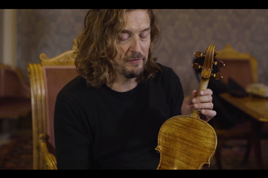 Tetzlaff violin