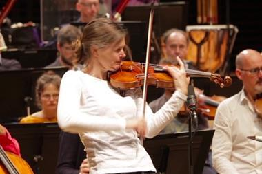 Janine Jansen Brahms