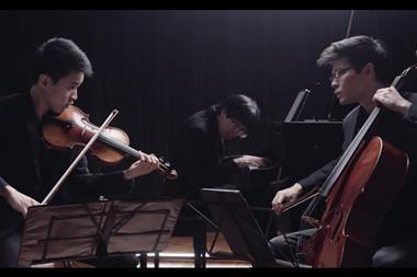 "Jack Frerer - ""Stutter Step"" piano trio"