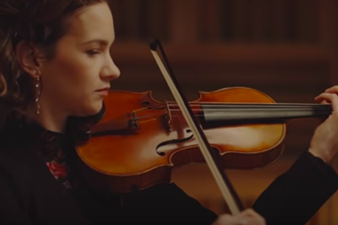 Hilary Hahn Partitas Masterclass