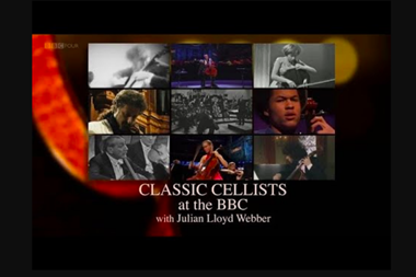 Classic Cellists at the BBC
