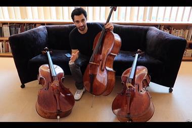 Pablo Ferrandez stradivari