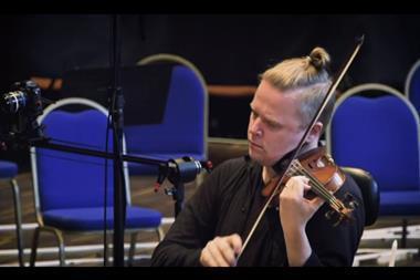 Pekka Kuusisto Aurora Orchestra