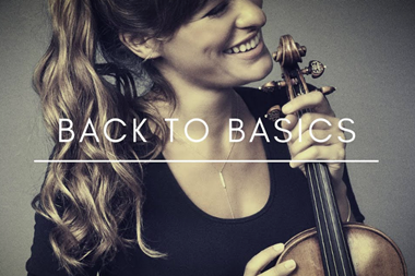 Nicola Benedetti Back to Basics