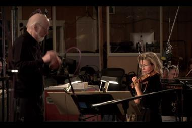 Anne Sophie Mutter John Williams