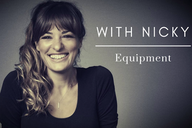 With Nicky Equipment