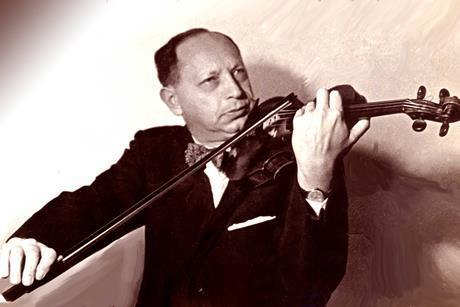 Kaminsky violinist