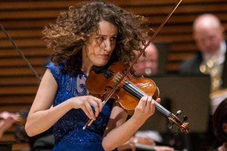 Sławomira Wilga - Karol Szymanowski Violin winner