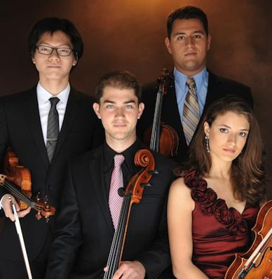 Dover Quartet wins first prize at Banff competition | Article | The