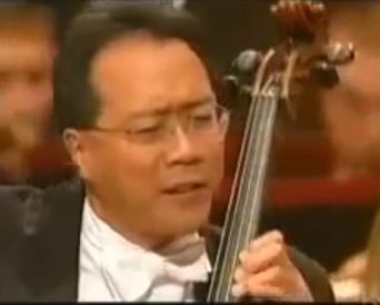 Yo-Yo Ma performs Don Quixote cello solo | Article | The Strad