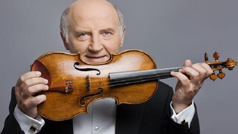 Movement in the bow hand and wrist, by violin professor