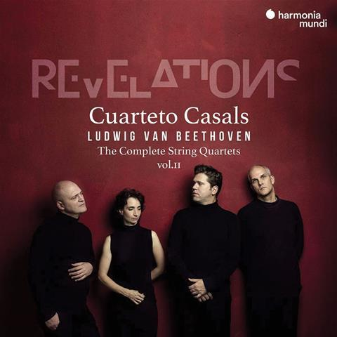Cuarteto Casals: Beethoven | Review | The Strad