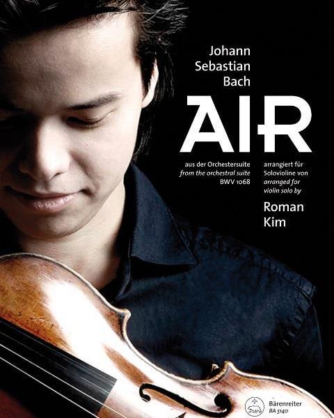 Transcribing Bach's Air for solo violin | Blogs | The Strad