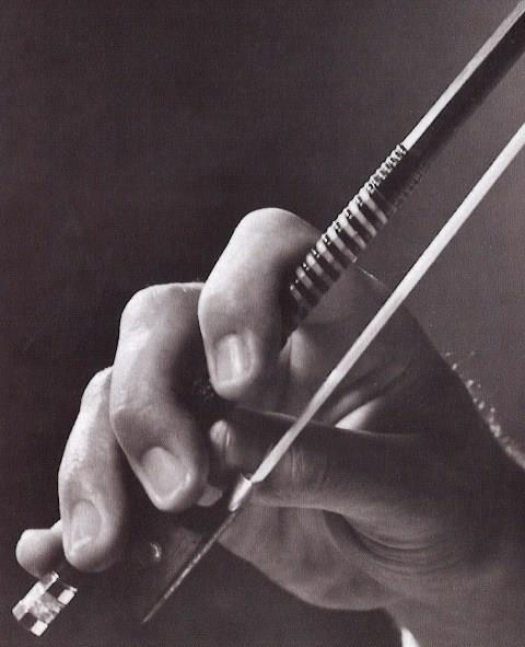 The evolution of violin bow hold | Focus | The Strad