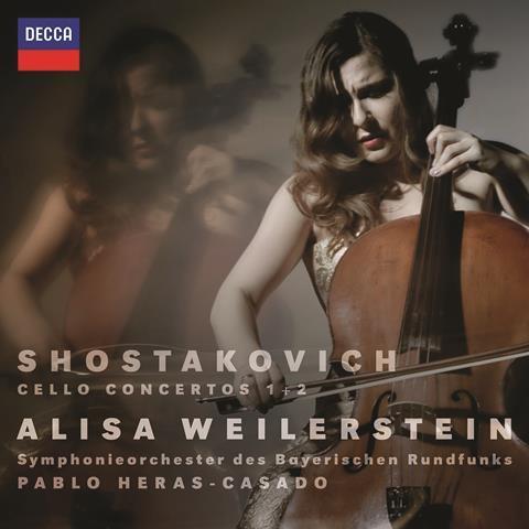 Shostakovich: Cello Concertos no 1 in E flat major op 107