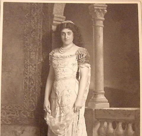 Adams 2 Stern's wife