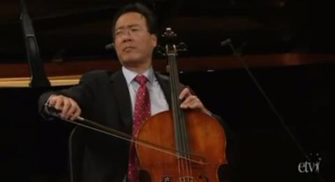 Yo-Yo Ma performs 'Song of the Birds' as BBC Proms encore | Article