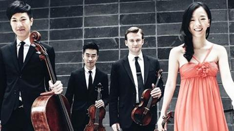 Rolston Quartet wins Banff International String Quartet Competition