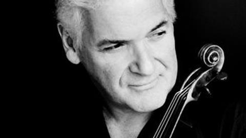 Bach should be played with vibrato,' says violinist Pinchas