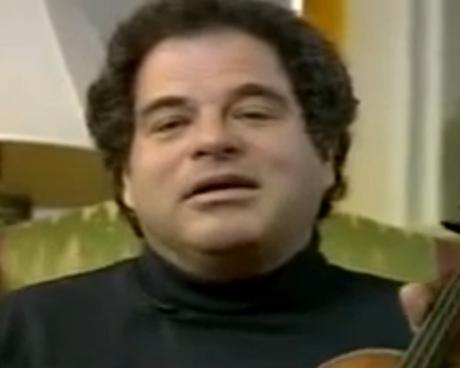 Itzhak Perlman discusses Beethoven's Violin Concerto