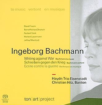 Writing Against War Bachmann To Music Froom Piano Trio
