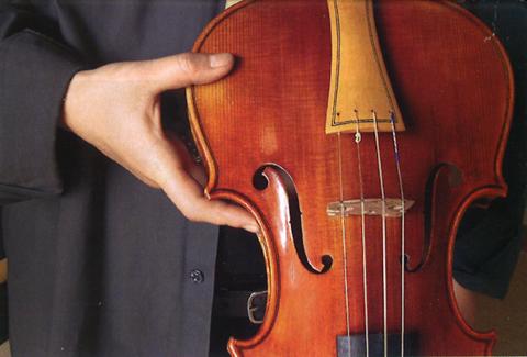 ViolinHold