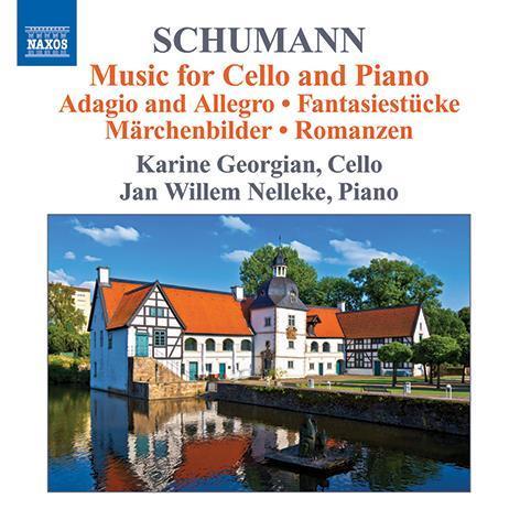 Schumann-music-for-cello