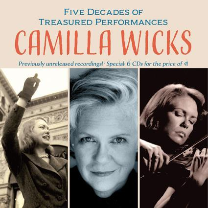 Camilla-Wicks