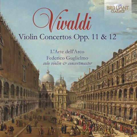 Vivaldi Opp 11+12