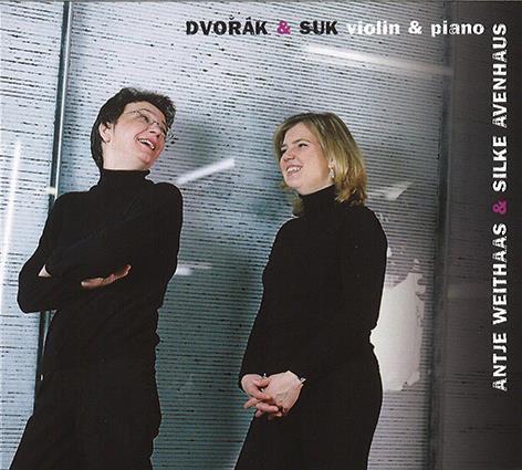 DvorackSuk_ViolinPiano