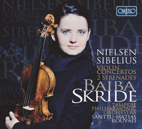Nielsen-Sibelius-Skride