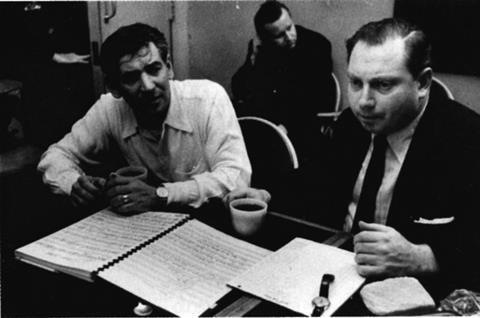 Bernstein and Stern no cr