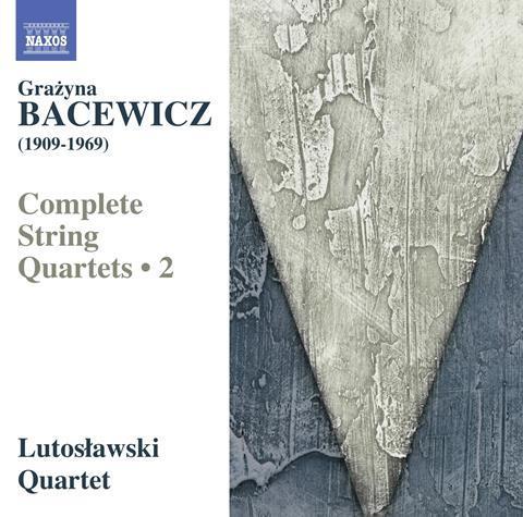 Bacewicz-Quartets