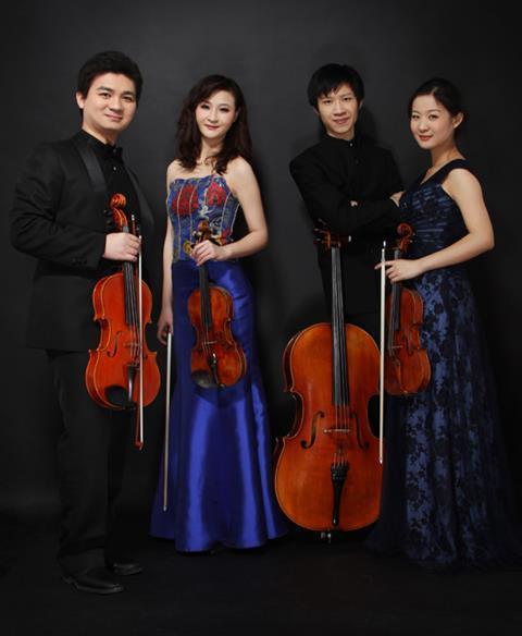 Amber Quartet1