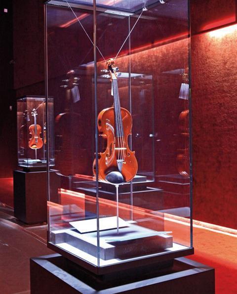Museo Del Violino.Cremona S New Museo Del Violino To Open In September Article The