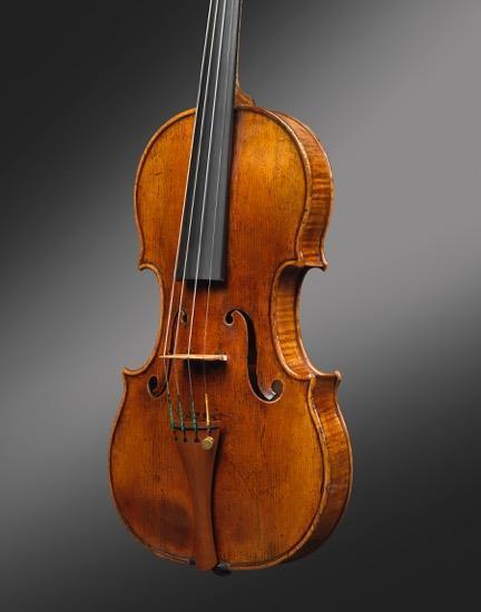 violin fron