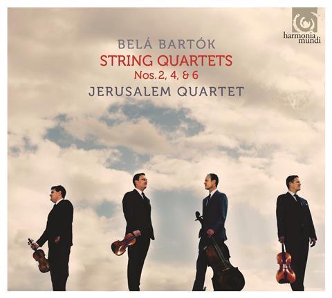 Bartok Jerusalem Quartet